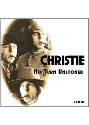 Christie - No Turn Unstoned (Music CD)