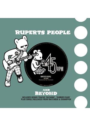 Rupert's People - 45 RPM (45 Years of Rupert's People Music) (Music CD)