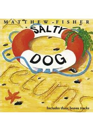 Matthew Fisher - Salty Dog Returns (Music CD)