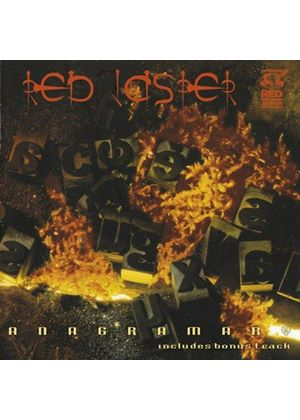Red Jasper - Anagramary (Music CD)