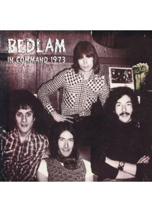 Bedlam - Bedlam in Command 1973 (Music CD)