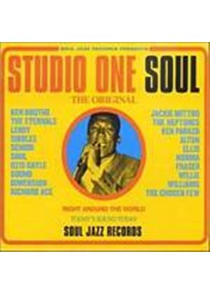 Various Artists - Studio One Soul (Music CD)