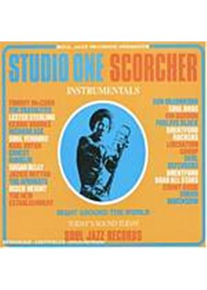 Various Artists - Studio One Scorcher (Music CD)