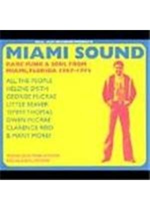 Various Artists - Miami Sound (Rare Funk And Soul From Miami, Florida 1967-1974)