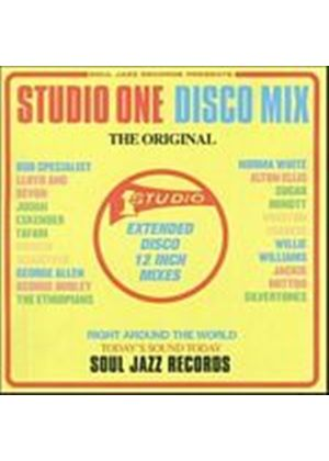 Various Artists - Studio One Disco Mix (Music CD)