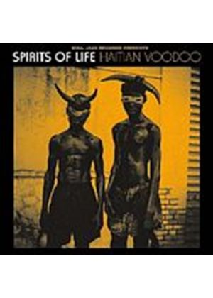 Spirits Of Life - Haitian Voodoo (Music CD)