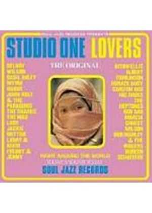 Various Artists - Studio One Lovers (Music CD)