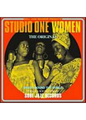 Various Artists - Soul Jazz Records Presents Studio One Women (Music CD)