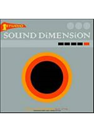 Sound Dimension - Jamaica Soul Shake Vol. 1 (Music CD)