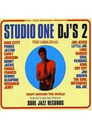 Various Artists - Studio One DJs 2 (Music CD)