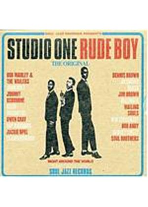 Various Artists - Studio One Rude Boy (Music CD)