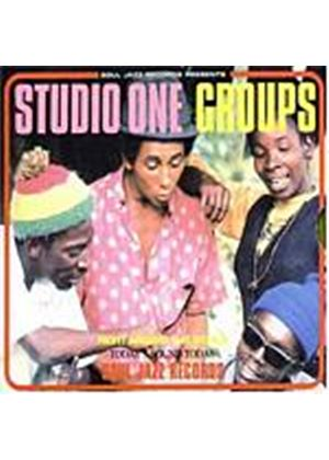 Various Artists - Studio One Groups (Music CD)