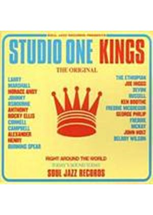 Various Artists - Studio One Kings (Music CD)