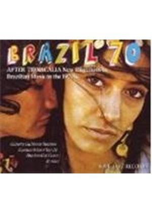 Various Artists - Brazil 70: After Tropicalia (Music CD)