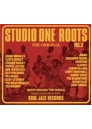 Various Artists - Soul Jazz Records Presents Studio One Roots 3 (Music CD)