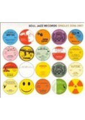 Various Artists - Soul Jazz Present Soul Jazz Singles 2006 - 2007 (Music CD)