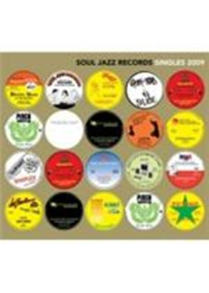 Various Artists - Soul Jazz Records Singles 2009 [Digipak] (Music CD)