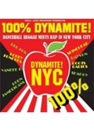 Various Artists - Soul Jazz Presents 100% Dynamite NYC (Music CD)
