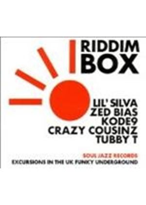 Various Artists - Riddim Box (Soul Jazz Records Presents) (Music CD)