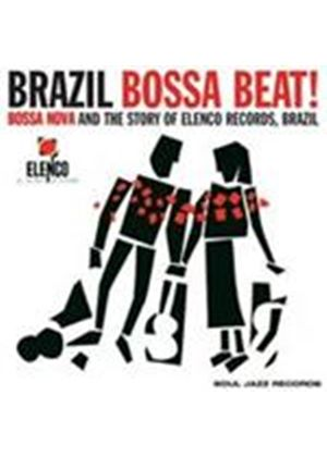Various Artists - Bossa Nova Beat (Bossa Nova And The Story Of Elenco Records Brazil) (Music CD)