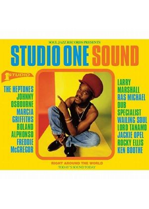 Various Artists - Soul Jazz Records Presents Studio One Sound (Music CD)