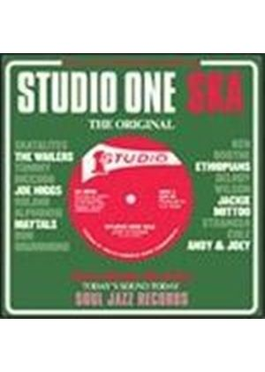 Various Artists - Studio One Ska