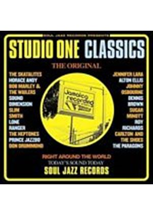 Various Artists - Studio One Classics (Music CD)