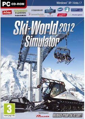 Ski World 2012 Simulator (PC CD)