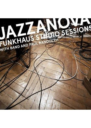 Jazzanova - Funkhaus Studio Sessions (Music CD)