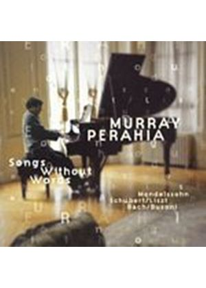 Murray Perahia - Songs Without Words (Music CD)