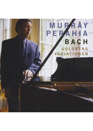 Johann Sebastian Bach - Goldberg Variations (Perahia) (Music CD)