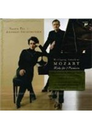 Mozart: Works for 2 Pianists, Vol 1
