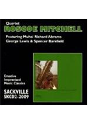 Roscoe Mitchell Quartet (The) - Roscoe Mitchell Quartet, The (Music CD)