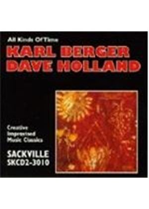 Karl Berger & David Holland - All Kinds Of Time (Music CD)