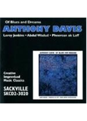 Anthony Davis - Of Blues And Dreams (Music CD)