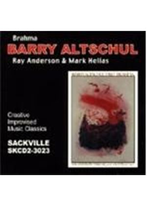 Barry Altschul Trio - Brahma (Music CD)