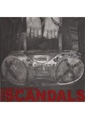 Scandals - Sound Of Your Stereo, The (Music CD)