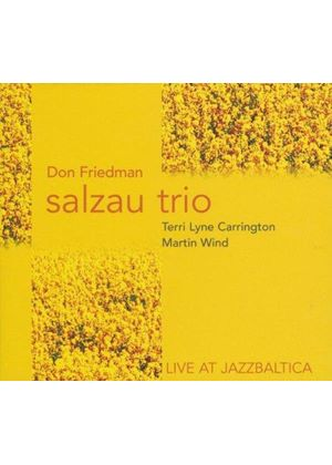 Don Friedman Salzau Trio - Live At Jazzbaltica