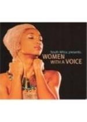 Various Artists - Women With A Voice [Digipak]