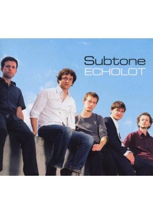 Subtone - Echolot (Music CD)
