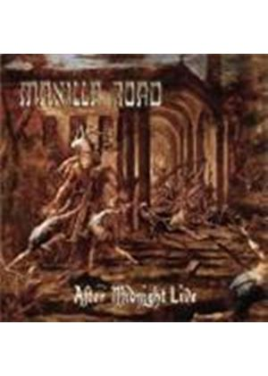 Manilla Road - After Midnight Live (Music CD)