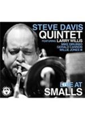 Steve Davis Quintet - Live At Smalls (Music CD)