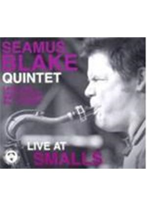 Seamus Blake Qunitet (The) - Live At Smalls (Music CD)