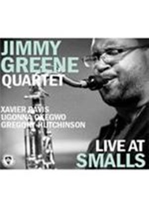 Jimmy Greene - Live At Smalls (Music CD)