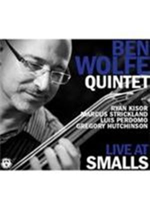Ben Wolfe - Live At Smalls (Music CD)