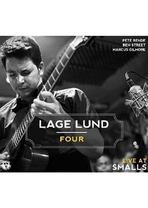 Lage Lund - Live at Smalls (Live Recording) (Music CD)