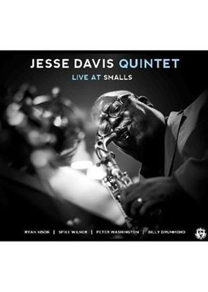 Jesse Davis - Live at Smalls (Live Recording) (Music CD)