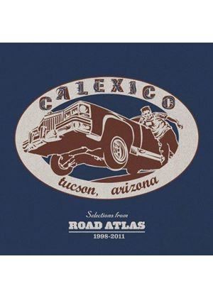 Calexico - Selections From Road Atlas 1998-2011 (Music CD)