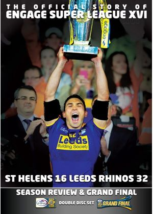 Engage Super League XVI: 2011 - Including Grand Final (St Helens 16 - Leeds 32)