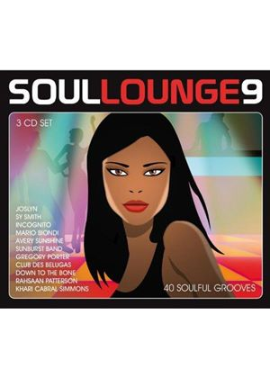 Various Artists - Soul Lounge, Vol. 9 (Music CD)